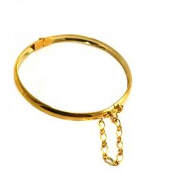 Bracelete Rigido Chapinha